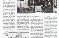 Báo Trẻ Houston: Phóng Sự Phong Trào Hưng Ca Việt Nam