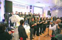 Hình ảnh buổi văn nghệ đấu tranh tưởng nhớ Việt Dzũng/Lễ trao giải thưởng Truyền Thông Hưng Ca tại Nam California