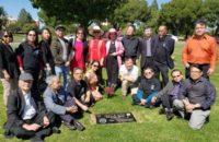 Hình ảnh bên lề đại hội: Viếng thăm mộ Việt Dzũng – Tổng dợt văn nghệ – Fred Kostner phỏng vấn HG. Đỗ Thông Minh
