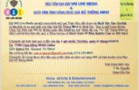 Đài VAE Live và Buổi Tâm Tình Cùng Học Giả Đỗ Thông Minh