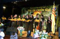 """Phong Trào Hưng Ca: Video Buổi Văn Nghệ """"Tri Ân Chiến Sĩ"""" tại Oakland"""